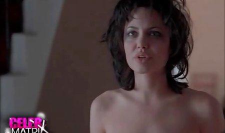 Aurora Jolie freie erotikfilme kämpfte mit einem Schwarzen
