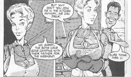 Carmen McCarthy bei free erotik stream einer Lesbennummer